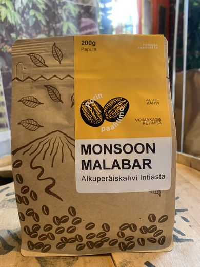 Intia Monsoon Malabar
